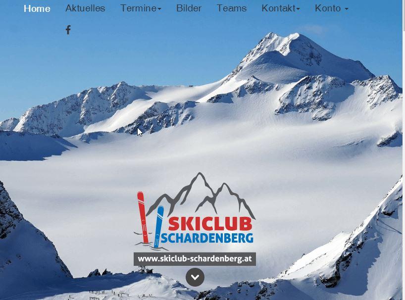 New theme wgskiclub