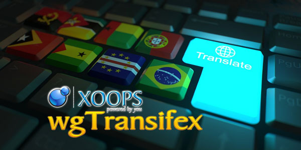 wgTransifex for Translations of XOOPS Modules